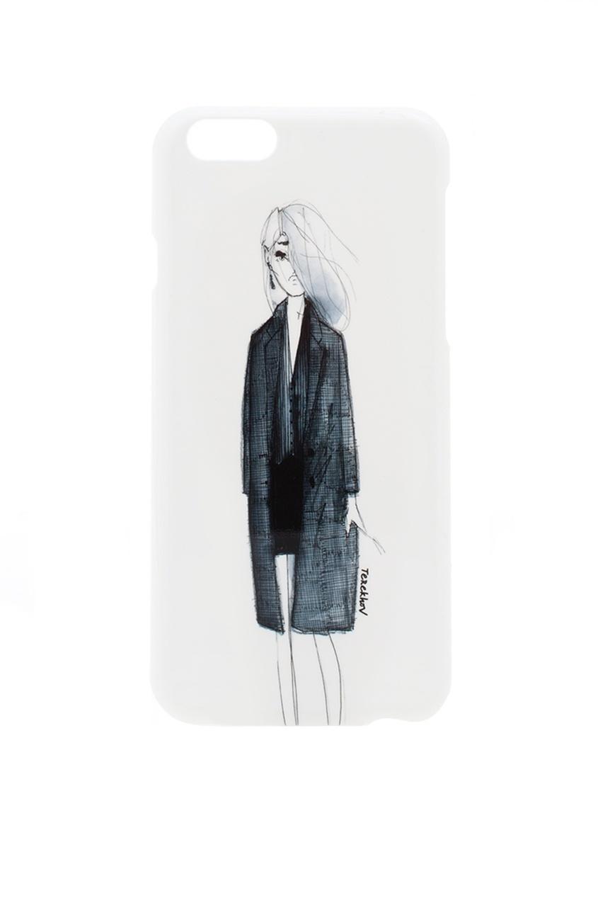 Матовый чехол для iPhone 6 от AIZEL