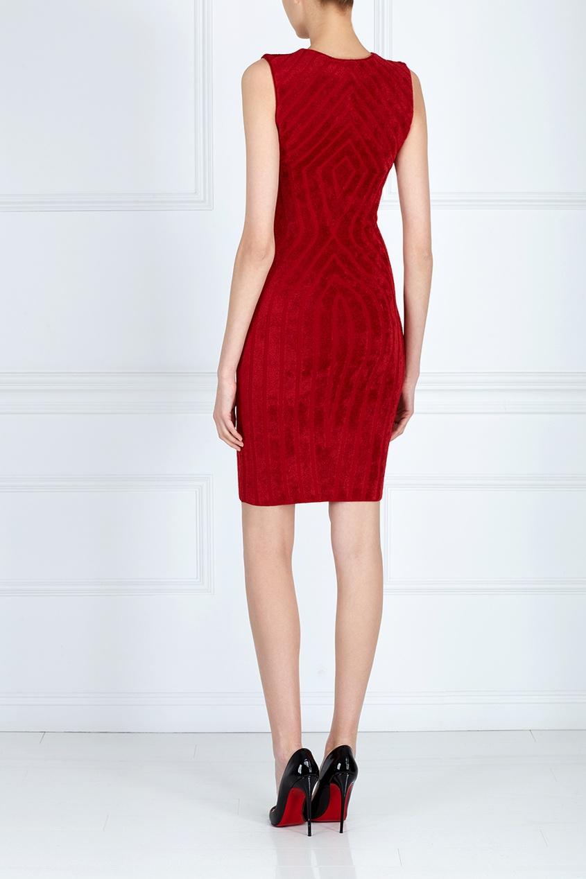 Однотонное платье от AIZEL
