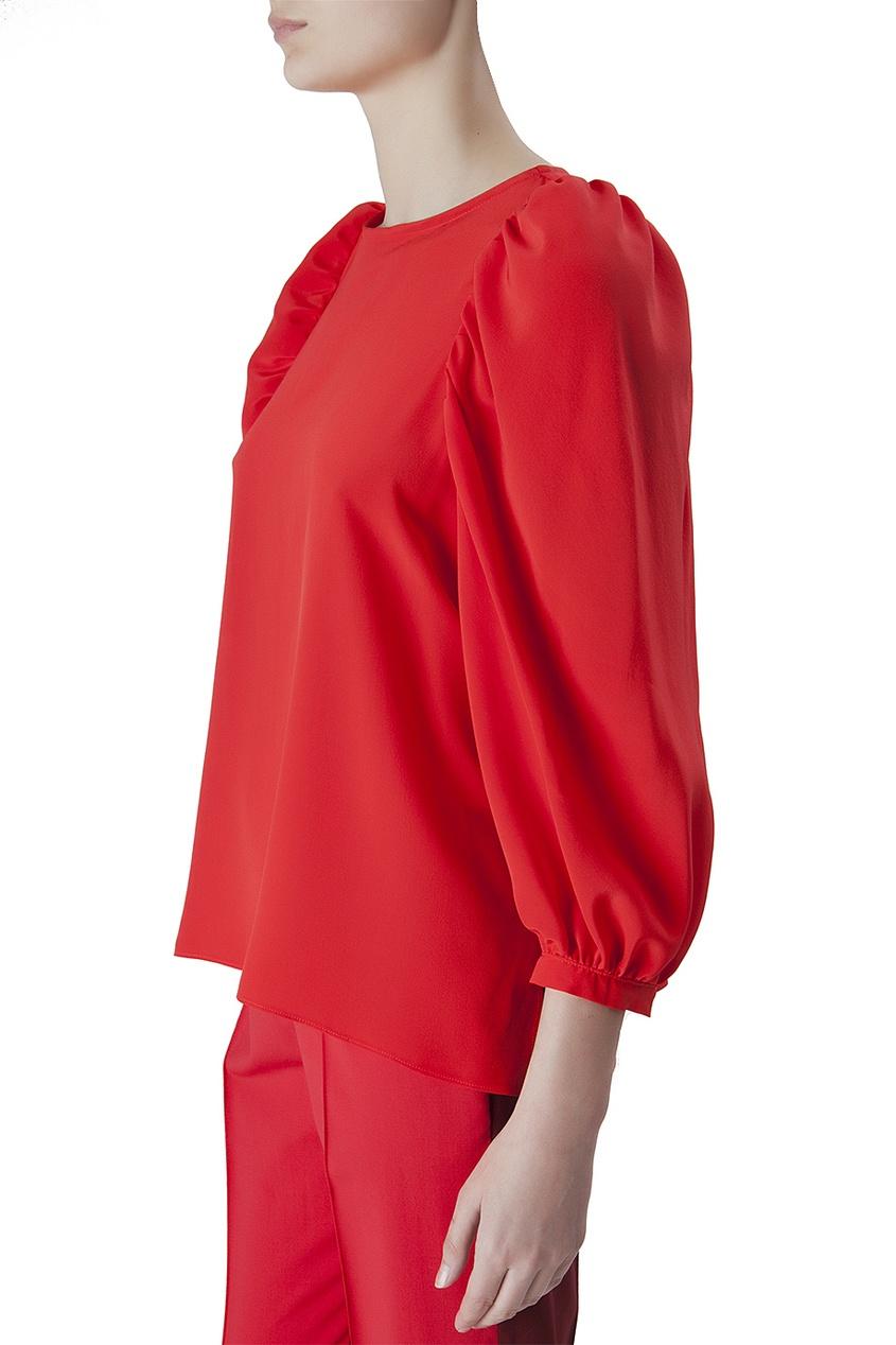 Купить Шелковую Блузку С Доставкой